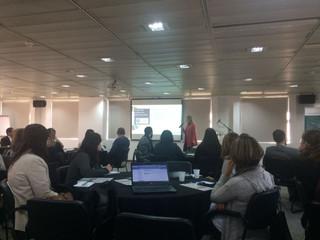"""Workshop """"Integração dos Objetivos de Desenvolvimento Sustentável (ODS) da ONU na Estratégia Empresa"""