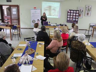 Grupo Sênior promove encontro de avós da Escola Aldeia Betânia