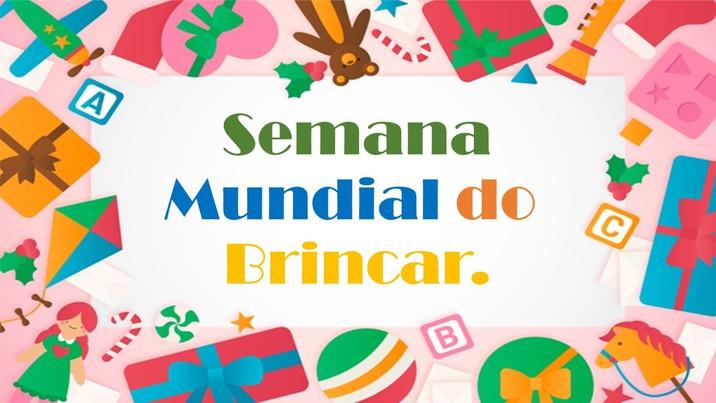 Dia do desafio do Brincar!!!