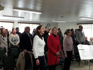 Encontro de Amigos na Irmandade Betânia fala sobre vocação e missão de cada indivíduo