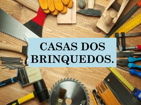 Atividades n°95 - Casa dos Brinquedos - 30/06/2021