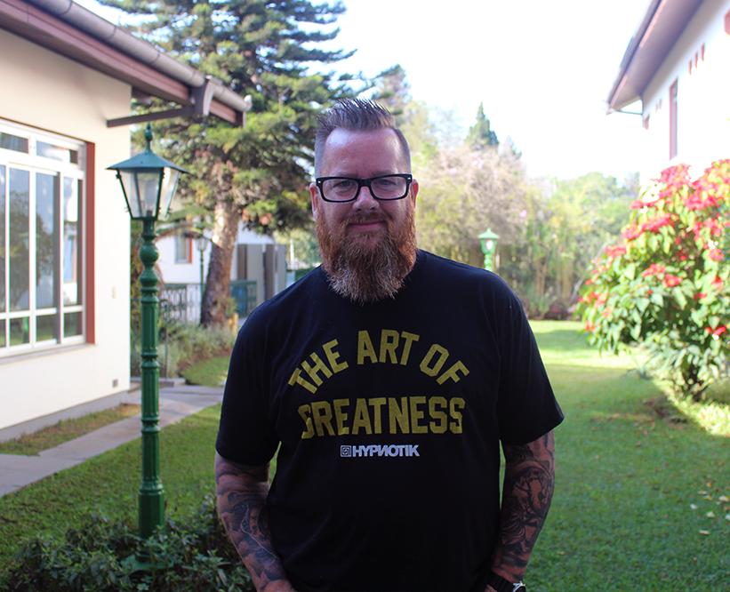 Pastor Jim Dunn, pastor e missionário atuando em Curitiba