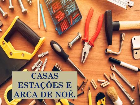 Atividades n°96 - Casas Estações e Arca de Noé - 01/07/2021
