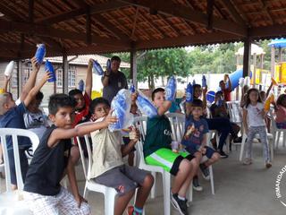 Reabertura do projeto Ação Betânia 2017
