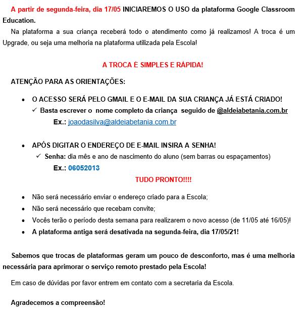 AVISO 11-05-21