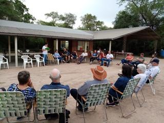 Amigos do Paraguai se reúnem para relembrar seu compromisso com a Irmandade Betânia