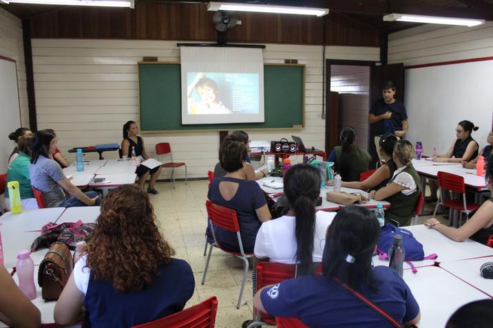 Irmandade promove treinamento integrado de professoras
