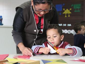Como a metodologia froebeliana ajuda na educação de uma geração ansiosa