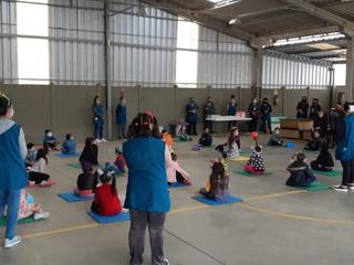 Unidades Educacionais recebem alunos para atividades extracurriculares