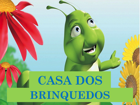 Atividades n°143- Casa dos Brinquedos - 22/09/2021