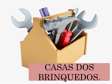 Atividades n°83 - Casa dos Brinquedos - 14/06/2021