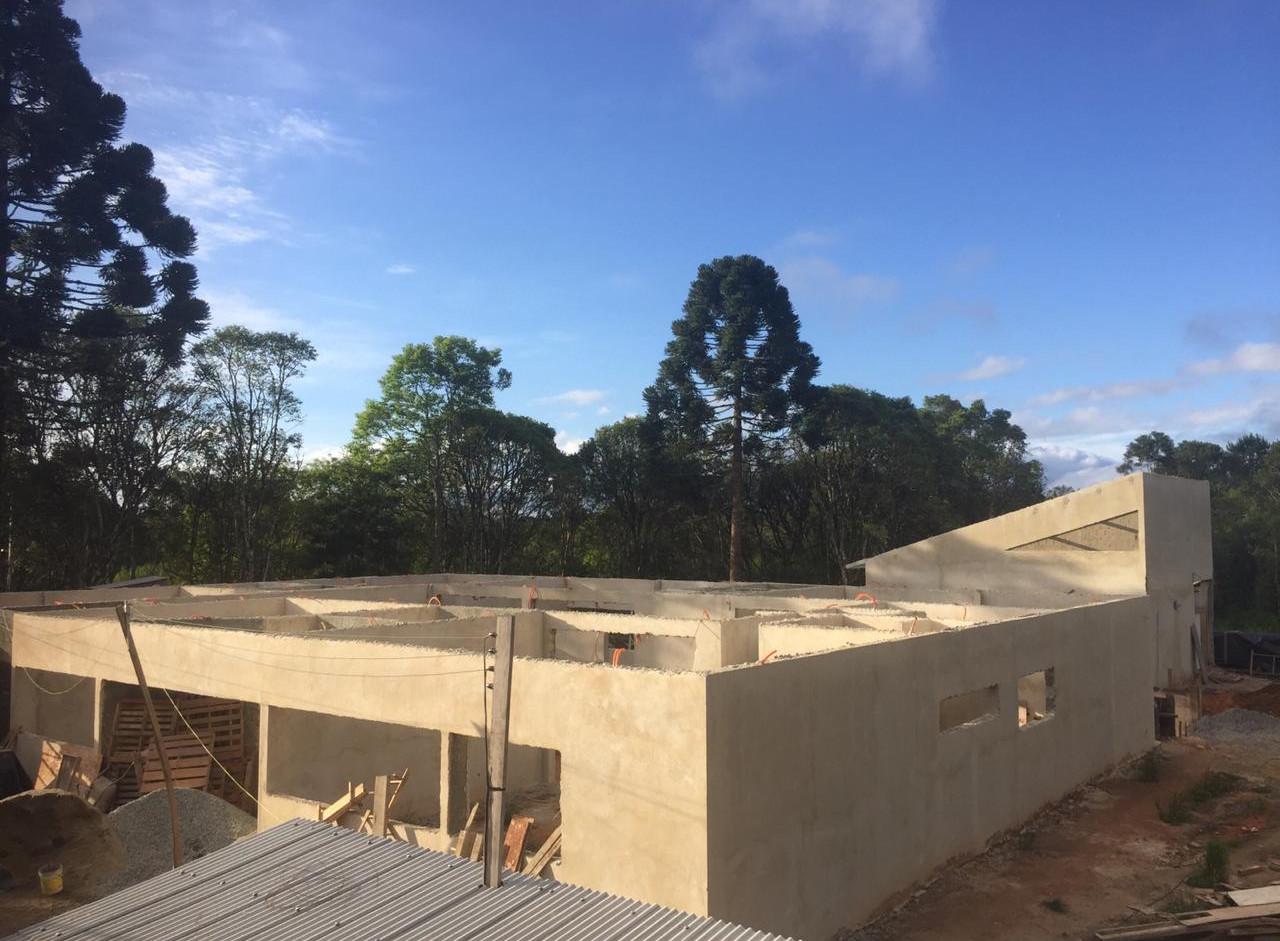 Construção Escola Estância Betânia
