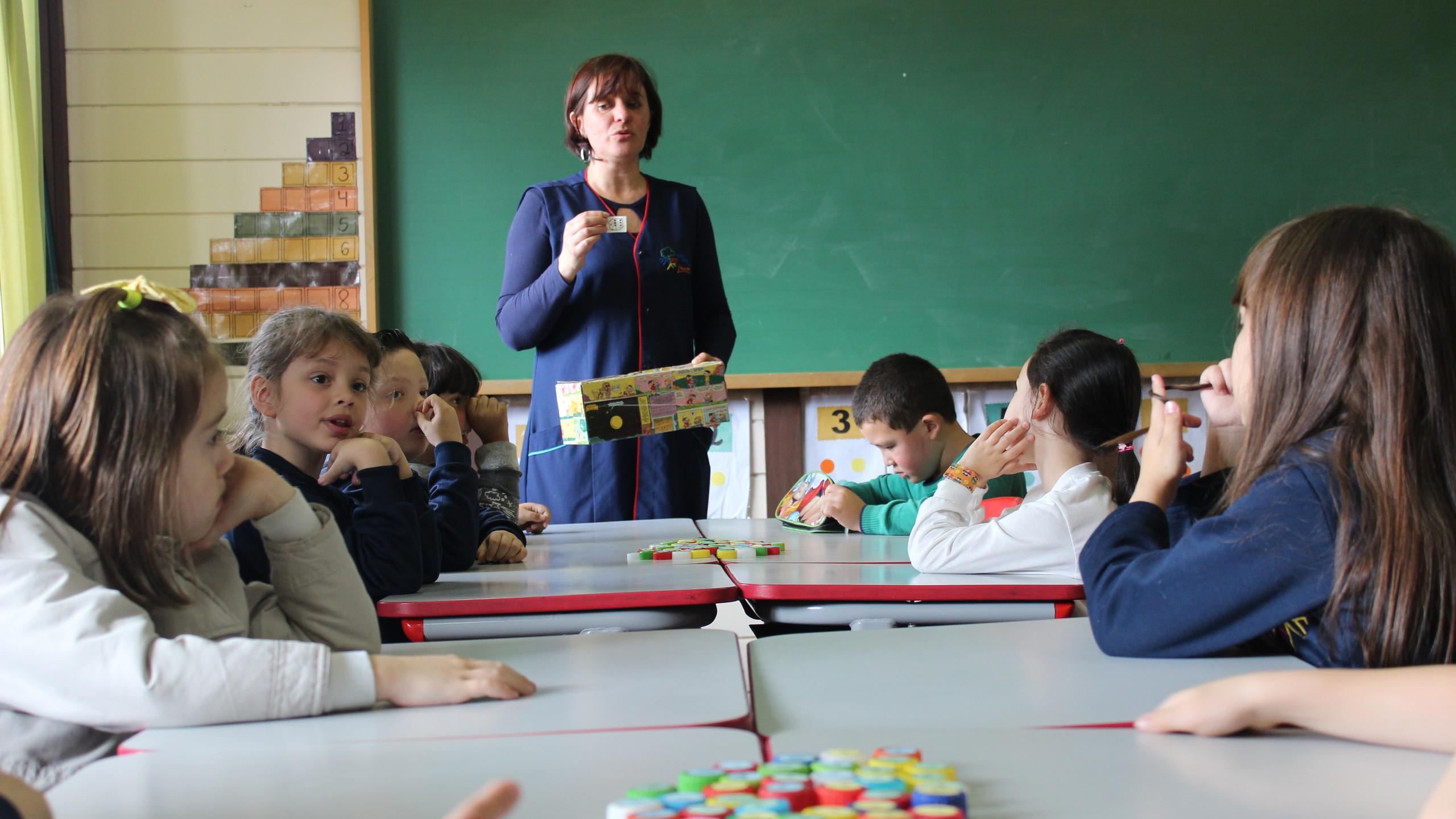 Alfabetização dos alunos na EAB
