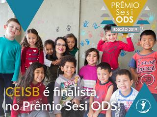 CEISB é finalista em Prêmio Sesi ODS