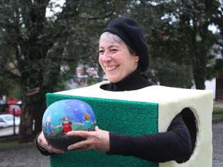 Irmandade envia segunda leva de esponjas para reciclagem