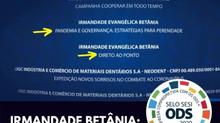 Irmandade Betânia é contemplada com Selo SESI ODS 2020