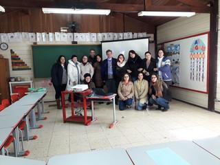 Irmandade promove 1º Ciclo de Palestras com pais na Escola Aldeia Betânia