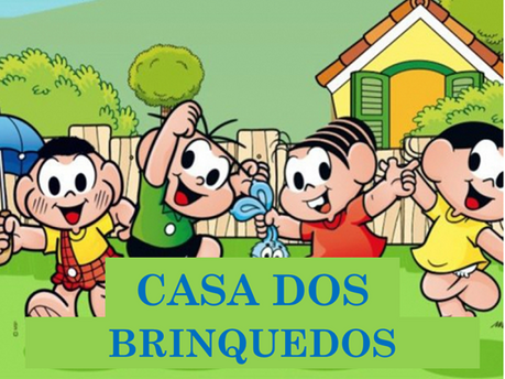 Atividades n°135- Casa dos Brinquedos - 10/09/2021