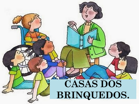 Atividades n°142- Casa dos Brinquedos - 21/09/2021