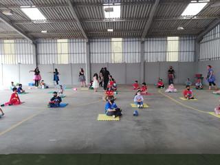 CEISB faz encerramento das atividades para as turmas do Infantil 5