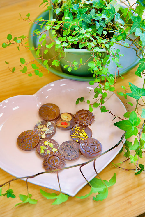 陰陽五行・薬膳チョコレート