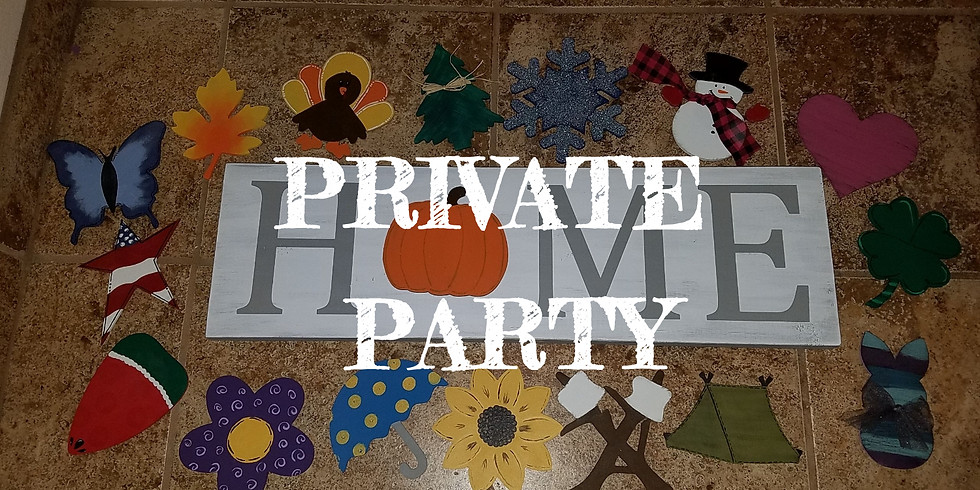 Keely's Private Party