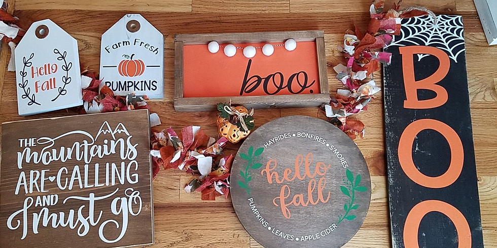 Fall Signs *take 2*