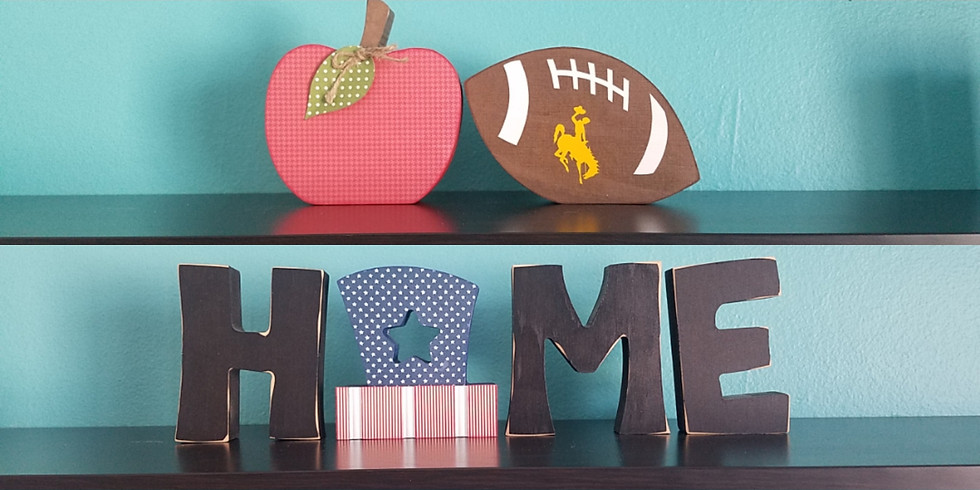 HOME-Interchangeable 'O'