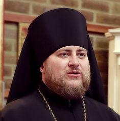 Diocesan Hierarch Bishop Matthew