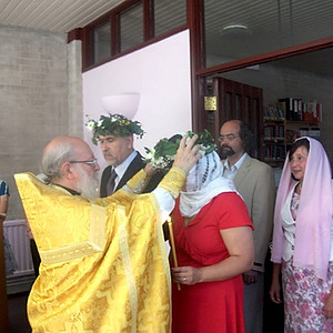 FIRST PARISH MARRIAGE 2013