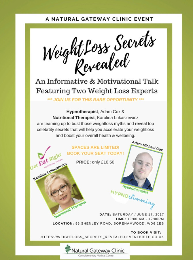 WeightLoss Secrets Revealed