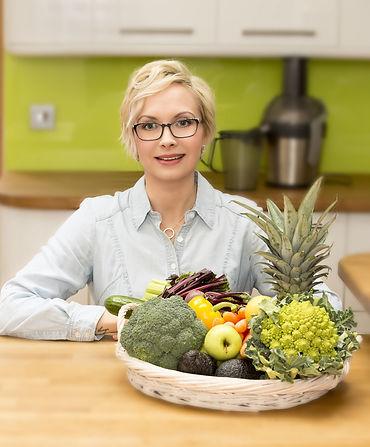 Karolina Lukaszewicz Nutritional Therapist