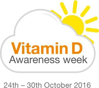 Vitamin D Awareness Week 24th - 30th October 2016