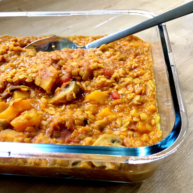 Easy and Delicious Lentil Dhal Recipe