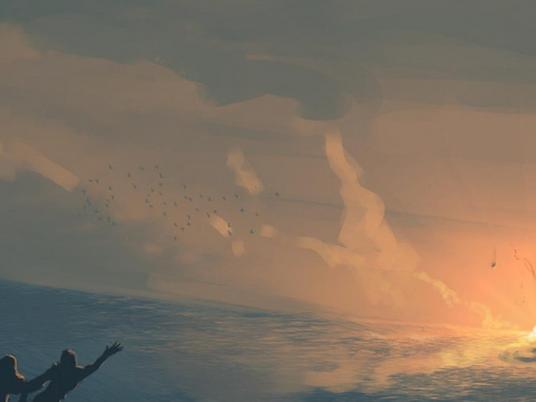 삼라만상의 카드 3: 수날의 마지막 순간Sunaal's Last Moments.