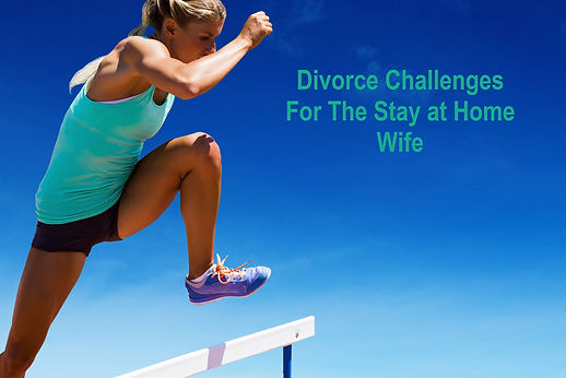 Divorce Challenges
