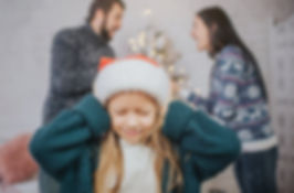 Divorce Holiday Survival Guide kids