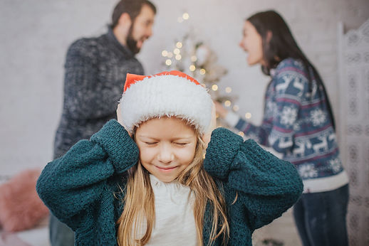 Divorce Tips For The Holidays children