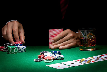 Financial Infidelity Playing Poker