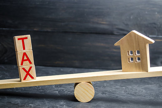 divorce and taxes home ownership