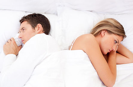 Social Distancing And Relationships Angry Couple in Bed,  social distancing and relationships, COVID-19 divorce, COVID-19 relationship strain, coronavirus and relationships, coronavirus relationship strain