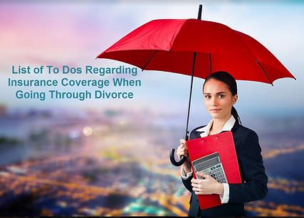 Divorce and Insurance