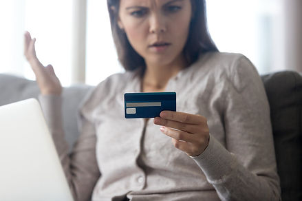 protecting your credit during divorce seperate accounts