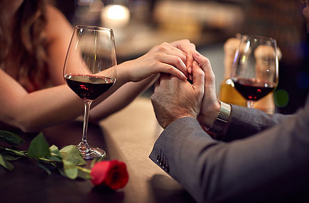 holding hands on romantic date, why women initiate divorce, why women divorce, reasons women divorce,  women and unhappy marriage