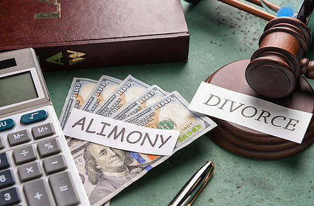 dating during divorce alimony