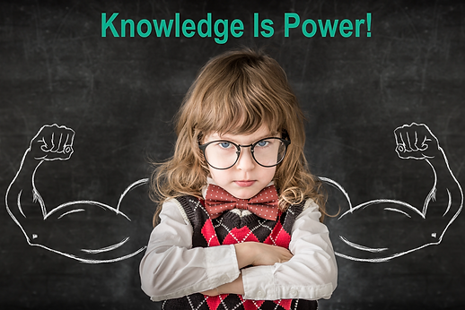Knowledge Is Power Divorce Help