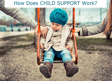 How does child support work