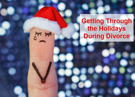 Divorce Tips For The Holidays