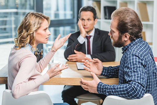 compromise in divorce decisions