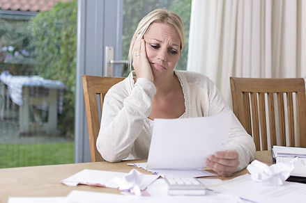 Financial Disclosure During Divorce confusion